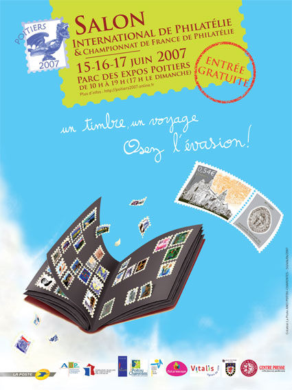 L'Affiche du Championnat Poitiers 2007